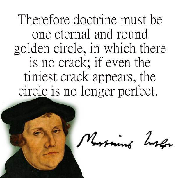 MartinLutherperfectdoctrine
